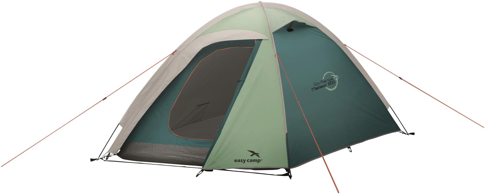Easy Camp Meteor 200 Tent turquoise | Gode tilbud hos
